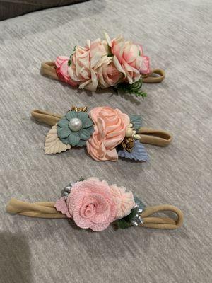 Newborn headbands for Sale in West Covina, CA