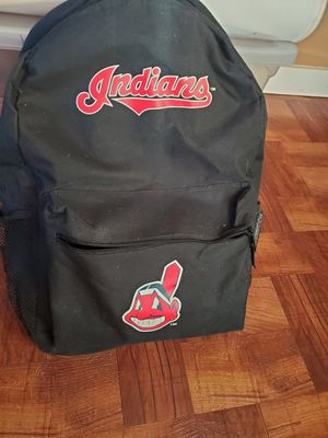 Cleveland Indians Backpack for Sale in Lakewood, OH