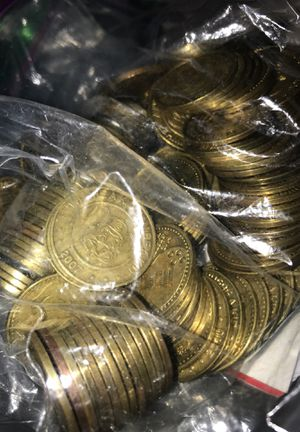 Chuck E. Cheese coins / play card / tickets for Sale in Silver Spring, MD