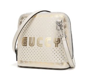 GUCCI🇮🇹 White GUCCY mini crossbody Bag for Sale in Lake Elsinore, CA