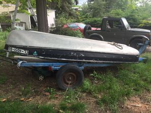 12 foot aluminum boat for Sale in Arvada, CO
