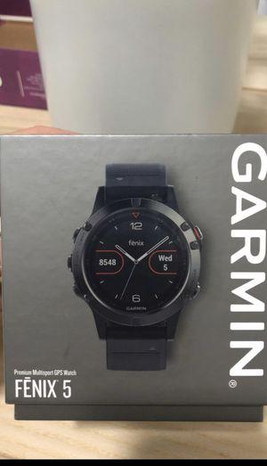 Garmin Fenix 5 for Sale in Miami, FL