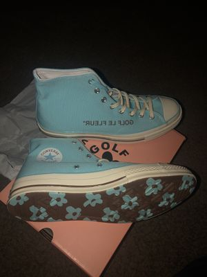 Camp Flog Gnaw VIP Converse. Tyler The Creator for Sale in Cleveland, OH