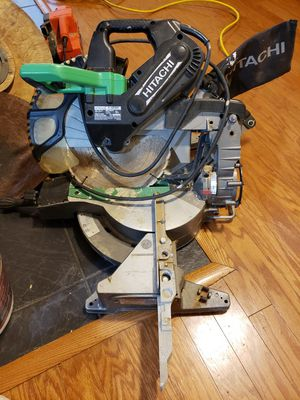 Hitachi 12' Table Saw for Sale in Washington, DC
