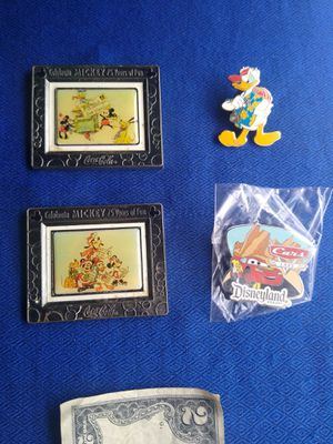 Disney Collectables all for $15!! for Sale in Auburn, WA