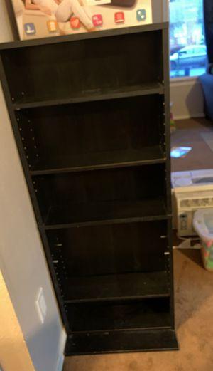 Small ikea bookshelves set of 2 for Sale in Hillsboro, OR