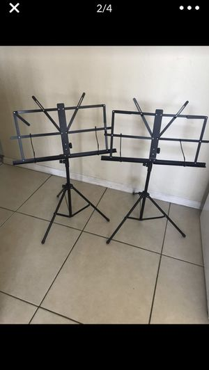 Music note stand for Sale in Phoenix, AZ