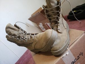 Military boots for Sale in Minooka, IL