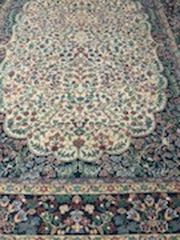 Faux Persian Rug Navy 8 X11 for Sale in Grafton,  WV