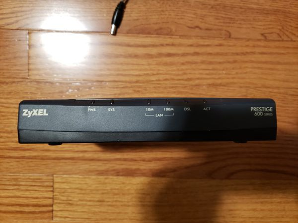 ZyXEL Prestige 645 DSL Modem