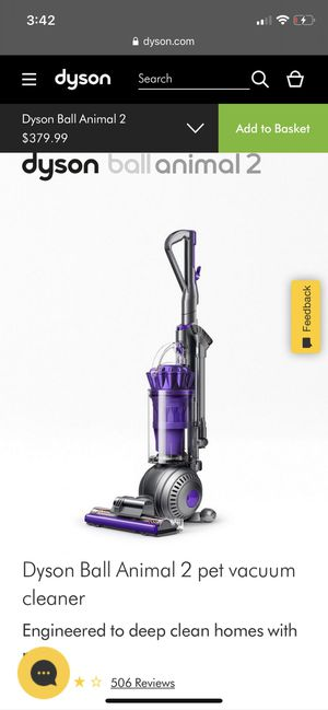 Dyson DC50 Vacuum Cleaner for Sale in Fresno, CA