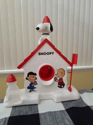 Snoopy Sno-Cone Machine for Sale in Kissimmee, FL