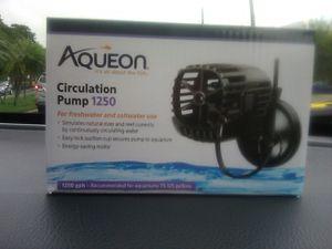 AQUEON 1250 aquarium filter wave maker pump for Sale in Cutler Bay, FL