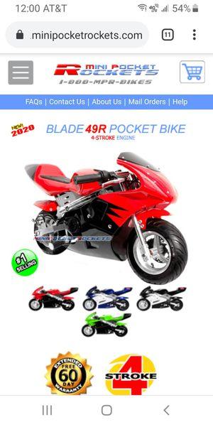 Mini bike pocket rocket for Sale in Atlanta, GA
