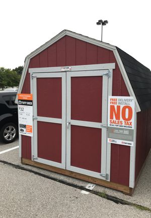 Tuff shed ktb400 8x12 for Sale in Overland, MO