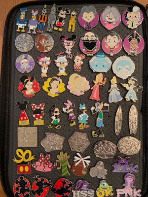 Authentic Disney Trading Pins!! $3 Each for Sale in Poway, CA
