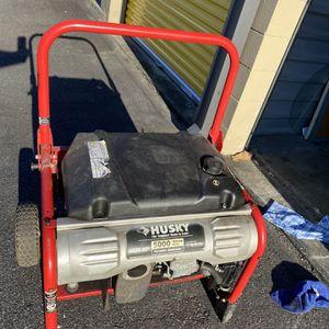 Husky 5000watt Portable Generator for Sale in Chesapeake, VA