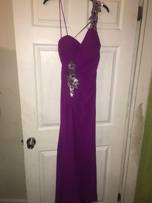 Purple gown/ prom dress for Sale in Durham, NC