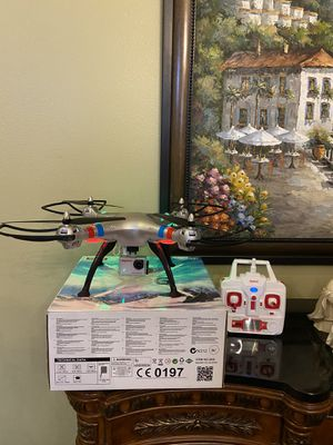 DRONE SYMA X8G with 8mp camera for Sale in Wesley Chapel, FL
