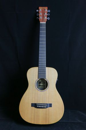 Martin X Series LX1E Little Martin Left-Handed Acoustic-Electric Guitar for Sale in Smyrna, GA