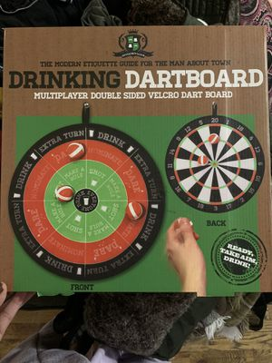Drinking Dartboard for Sale in Chicago, IL