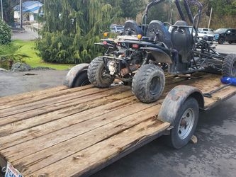 TRAILER 1965 SHAS 14 1/2 ft x 7 for Sale in Monroe,  WA