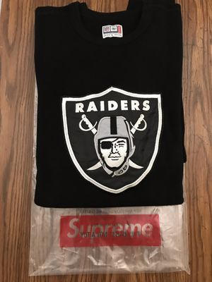 Supreme Raiders Thermal size Large for Sale in San Diego, CA
