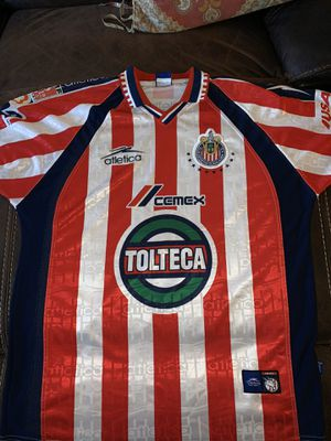 Chivas jersey in good condition size is xl for Sale in Perris, CA