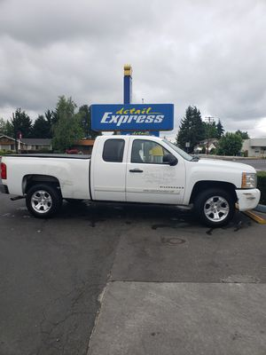 Chevrolet silverado 2008 for Sale in Kent, WA