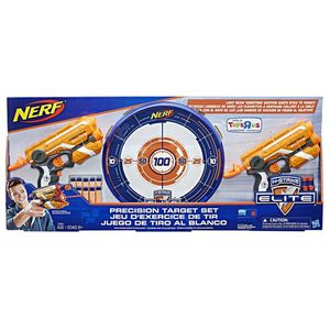 Nerf N-Strike Elite Firestrike Precision Target Set 2Blasters+20Darts for Sale in Portland, OR