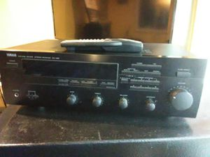 300 Watts Yamaha receiver with remote control for $175 for Sale in Washington, DC