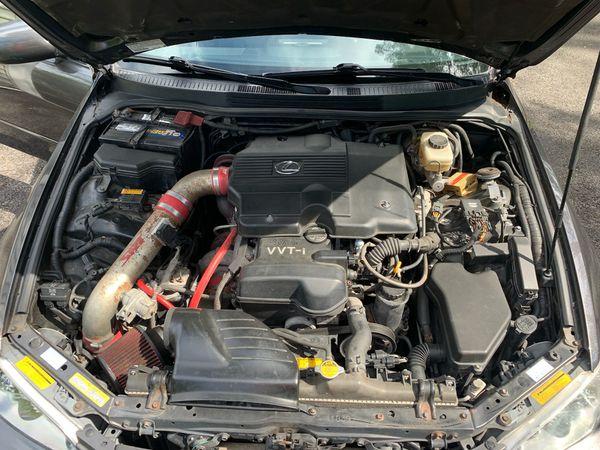 2002 Lexus IS300 Sportcross Turbo
