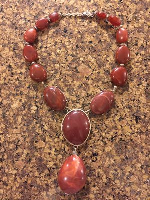 Vintage Amber Necklace for Sale in Buford, GA