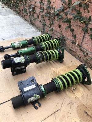 Fortune Auto Coilovers 500 Series for Sale in Ontario, CA