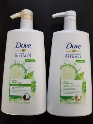 Dove Shampoo & Conditioner for Sale in Bellflower, CA