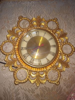 Antique Wall Clock for Sale in Tucson, AZ