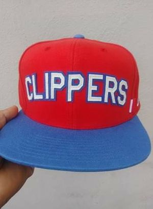 CLIPPERS SNAPBACK HAT BRAND NEW MITCHELL AND NESS for Sale in South Gate, CA