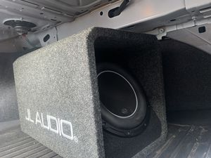 JL Audio Subwoofer + BOSS Audio System for Sale in Ontario, CA