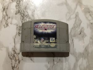 Rare Nintendo 64 N64 Game NFL Blitz Special Edition for Sale in Corona, CA
