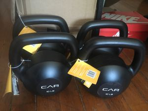 CAP 10 lb Kettlebell Weights for Sale in Richmond, VA