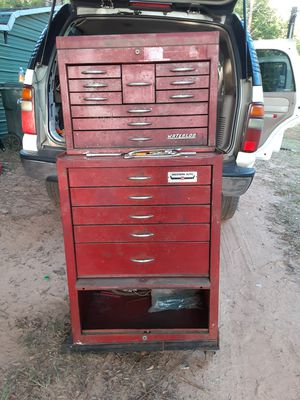 Vintage Waterloo Toolbox for Sale in Tyler, TX
