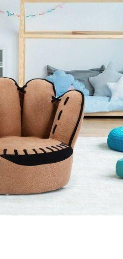 Five Fingers Baseball Glove Shaped Kids Sofa for Sale in Cerritos,  CA