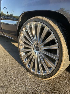 Versante rims 26's for Sale in Anaheim, CA