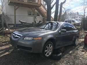 2004-2008 Acura TL. For parts. Engines is good low miles. for Sale in Methuen, MA