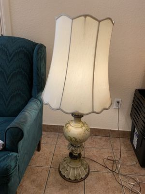 Tall lamp for Sale in San Diego, CA