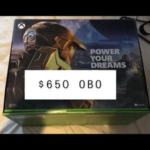 Xbox Series X- Brand New W/ Receipt for Sale in Chicago Ridge, IL