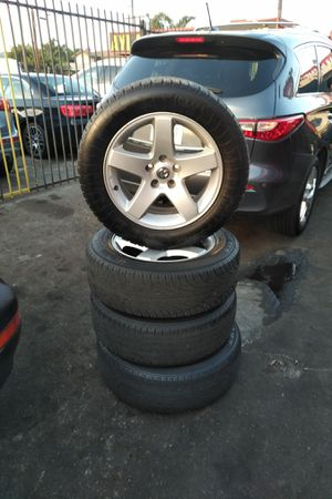 Dodge charger wheels for Sale in Hawthorne, CA