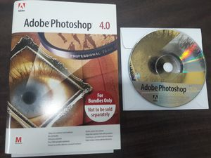Adobe Photoshop 4.0 for Sale in Los Angeles, CA