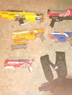 Nerf Gun Collection for Sale in Federal Way,  WA