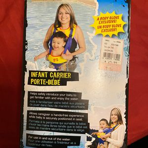 Body Glove Infant Carrier For Water for Sale in Hollywood, FL